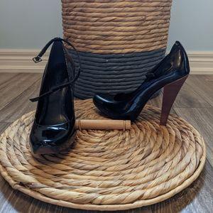 ALDO Black patent Mary Jane - 6